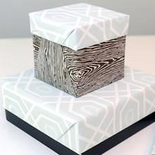 Jak wykonać ozdobne kartonowe pudełko?