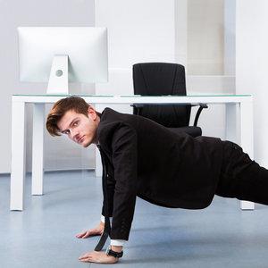 Jak dobrze rozciągać się w pracy?