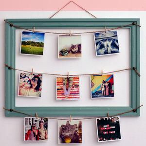 Jak zrobić ciekawy prezent – zdjęcia na sznurkach?