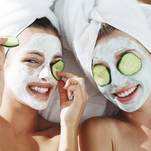 Zasady nakładania maseczki na twarz