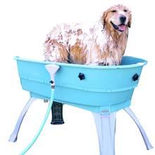 Jak przygotować kąpiel dla dużego psa?