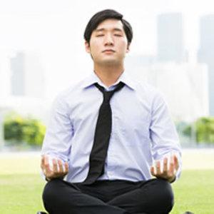 Medytacja to droga do spokoju