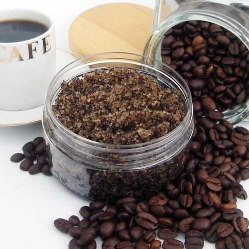Jak przygotować peeling kawowy pachnący wanilią?