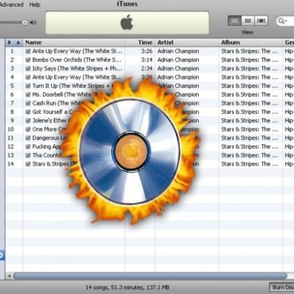 Jak poprawnie nagrać płytę CD?