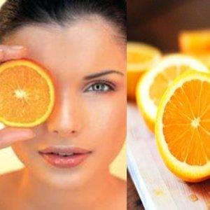 Stosowanie peelingu pomarańczowego