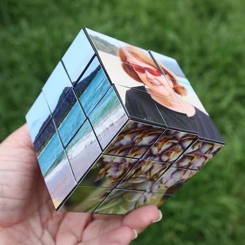 Prosty sposób wykonania kostki ze zdjęciami