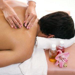 Ziołowe masaże