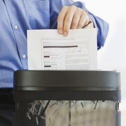 Niszcz dokumenty przed ich wyrzuceniem