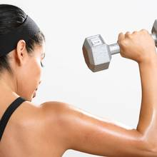 Szybkie ćwiczenia na smukłe ramiona