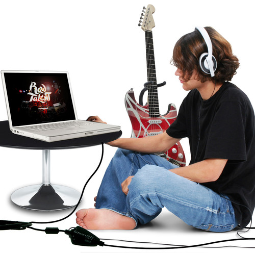 Jak dobrze podłączyć gitarę do komputera?