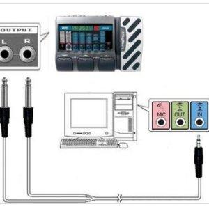 Kabel FX-Pedal