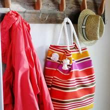 Jak uszyć torbę na plażę?