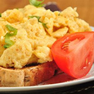 Proteinowe śniadanie