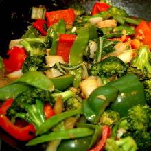 Jak przyrządzić chrupiące i smaczne warzywa z patelni?