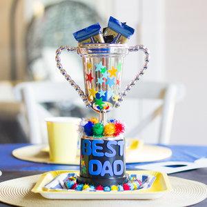 Jak zrobić trofeum dla taty na Dzień Ojca?