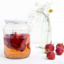 Jak przygotować ocet truskawkowy?
