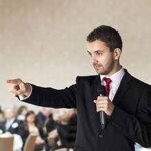 Jak opanować sztukę przemawiania?