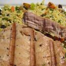 Jak zrobić pyszne filety z tuńczyka z kuskusem?