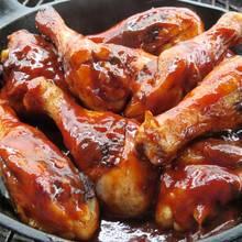 Jak przygotować grillowane udka z kurczaka?