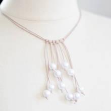 Naszyjnik z perełkami – jak go wykonać?