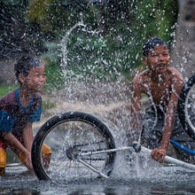 Podstawowe zasady mycia roweru