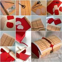 Oryginalne pudełko z maty bambusowej – jak je zrobić?