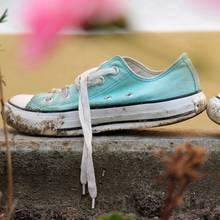 Podstawowe zasady prania butów