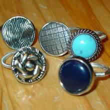 Pierścionek z guzikiem – jak go zrobić?
