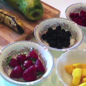 Owoce w diecie gekona
