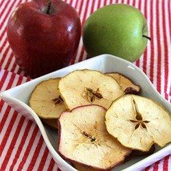 Chipsy jabłkowe dla chomika – krok pierwszy