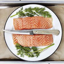 Jak usunąć zapach ryby?
