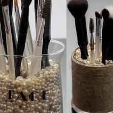 Podstawowe zasady przechowywania pędzli do makijażu