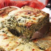 Łatwy sposób na lasagne z fetą i szpinakiem