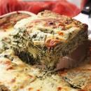Sposób na lasagne z fetą i szpinakiem