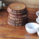 Jak zrobić ładne drewniane podkładki pod kubek?
