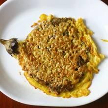 jak zrobić smaczny omlet z bakłażanem?