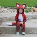 Jak ciekawie przebrać dziecko za lisa?