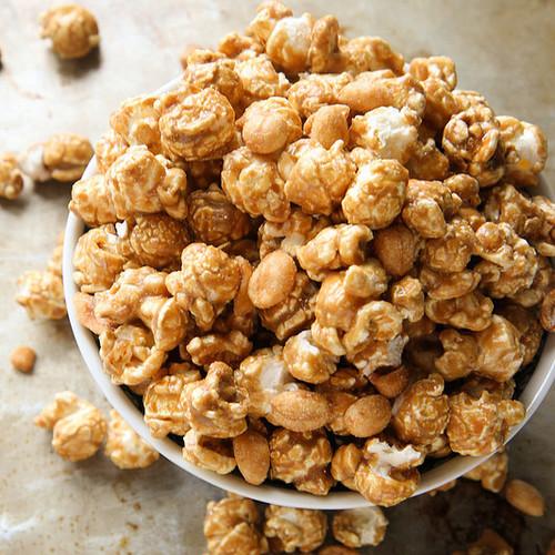 Jak przyrządzić popcorn z miodem?