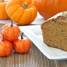 Łatwy sposób pieczenia chleba dyniowego