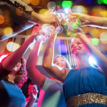 Jak nie upić się podczas imprezy?