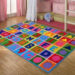 Jaki dywan kupić do pokoju dziecka?