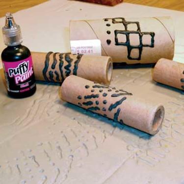 Jak wykonać wałek malarski do dekorowania ścian?
