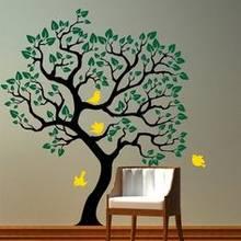 Jak ozdobić ścianę obrazem drzewa?