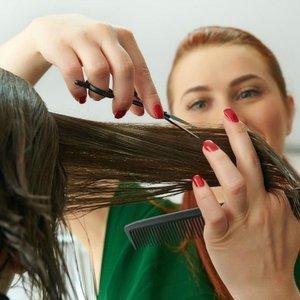 Układanie fryzury