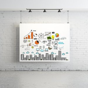 Wieszanie obrazów na ścianie – prosty poradnik (część III)